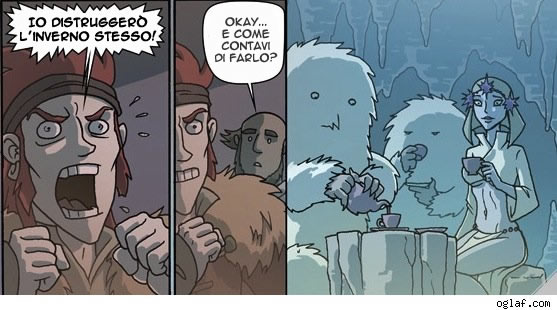Oglaf - estratto dall'episodio 'retribution'